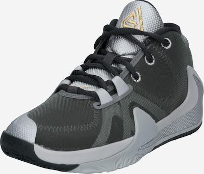 Nike Sportswear Baskets 'FREAK 1 (GS)' en gris / gris clair, Vue avec produit