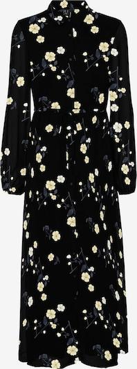 VERO MODA Blousejurk in de kleur Gemengde kleuren / Zwart, Productweergave