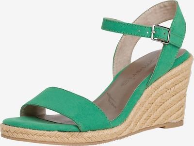TAMARIS Sandalette in smaragd, Produktansicht