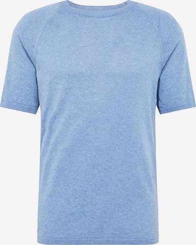 NU-IN T-Shirt in rauchblau, Produktansicht