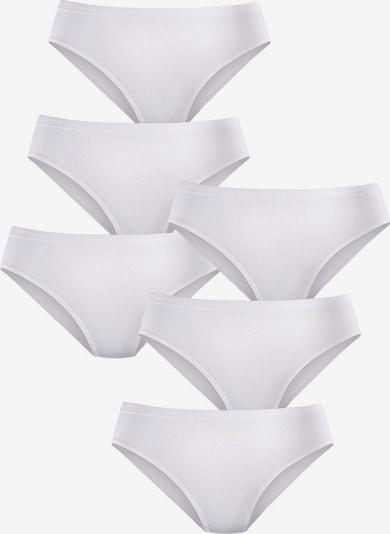 PETITE FLEUR Jazzpants (6 Stck.) in weiß, Produktansicht