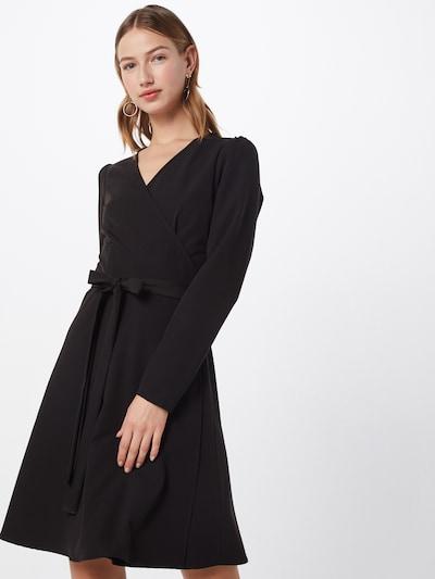 minimum Kleid 'Elastica' in schwarz, Modelansicht