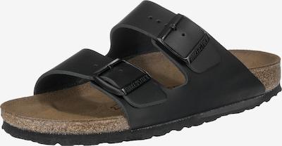 BIRKENSTOCK Pantoletten 'Arizona Bs' in schwarz, Produktansicht