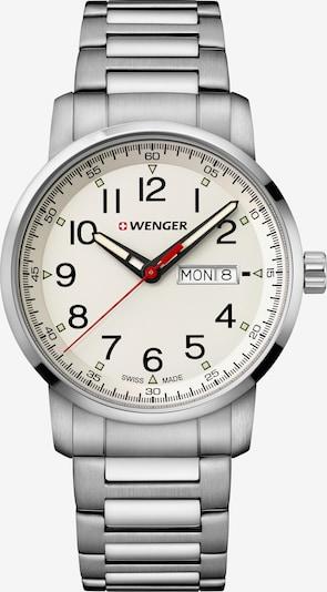 WENGER Uhr 'Attitude Heritage' in silber, Produktansicht