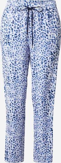 DKNY Broek in de kleur Blauw / Wit, Productweergave