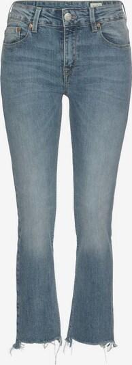 Herrlicher Ausgestellte Bootcut-Jeans in blue denim, Produktansicht