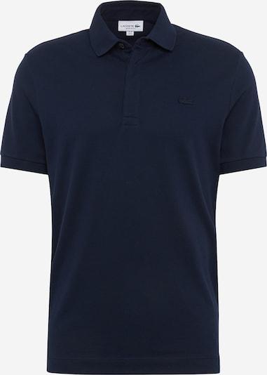 LACOSTE T-Shirt en bleu nuit, Vue avec produit