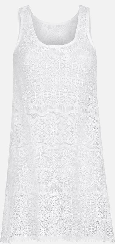 De Blanc Strandkleid' En Plage 'lace Palmers Beach Vêtement fybY6v7g