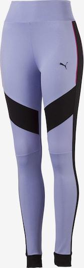 PUMA Pantalon de sport 'Chase' en lavande / noir, Vue avec produit