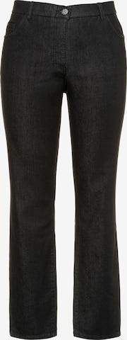 Ulla Popken Jeans 'MANDY' in Grau