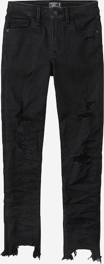 Abercrombie & Fitch Jeansy w kolorze czarny denimm: Widok z przodu