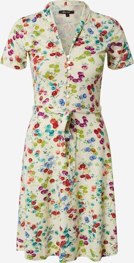 King Louie Kleid 'Emmy' in ecru / mischfarben, Produktansicht