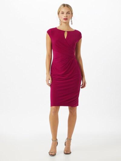 Lauren Ralph Lauren Kleid 'CARLONDY' in rotviolett, Modelansicht