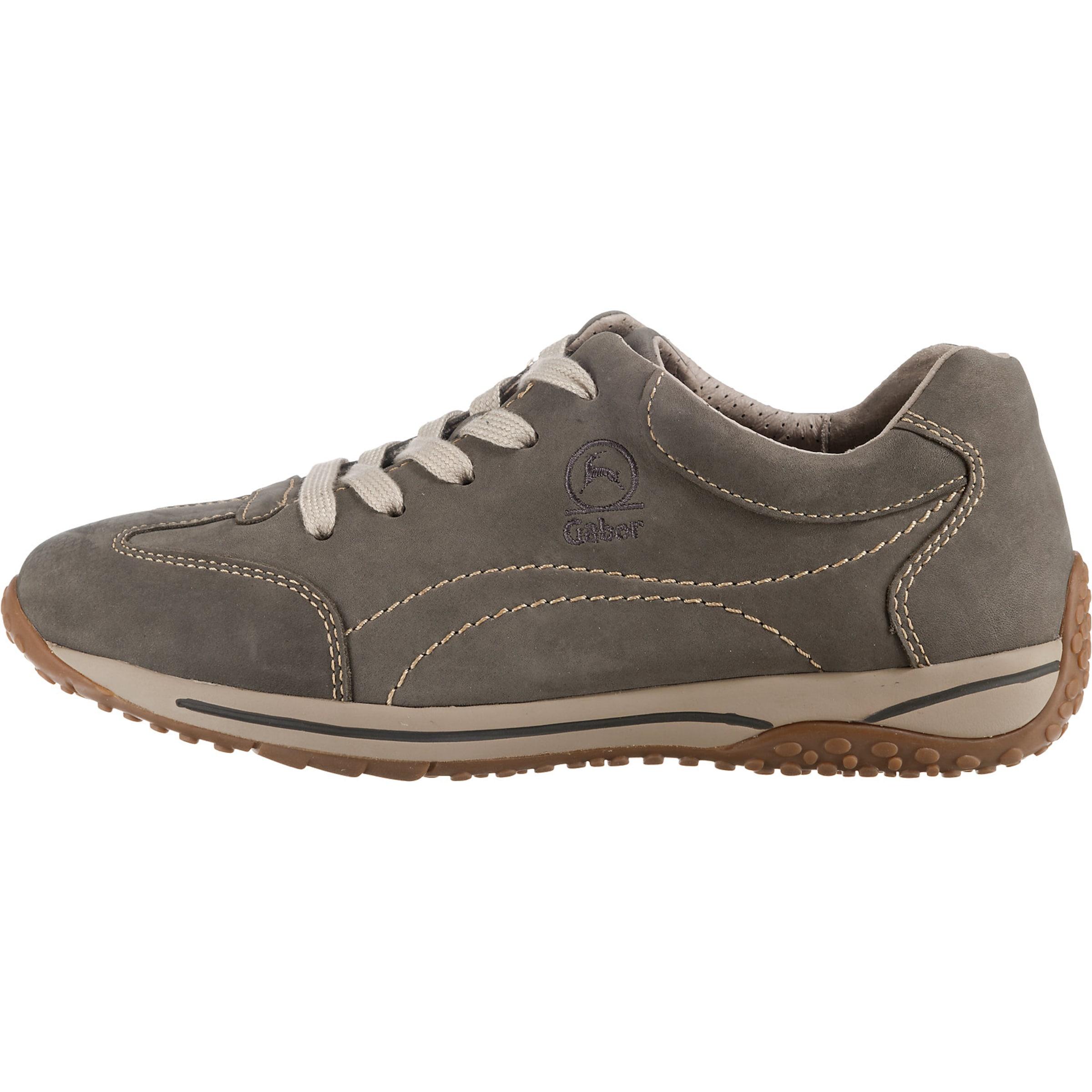 Sneakers Gabor Low Gabor Rauchgrau Rauchgrau Sneakers Sneakers Gabor In Low In 3AL54Rj