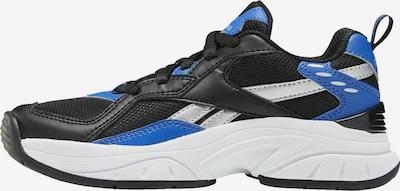 REEBOK Laufschuh in blau / schwarz / weiß, Produktansicht