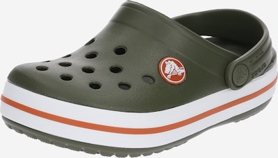 Crocs Pantolette in khaki, Produktansicht