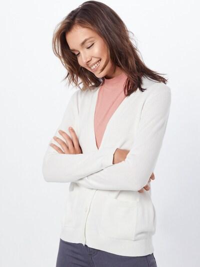 ESPRIT Strickjacke 'NOOS' in offwhite, Modelansicht