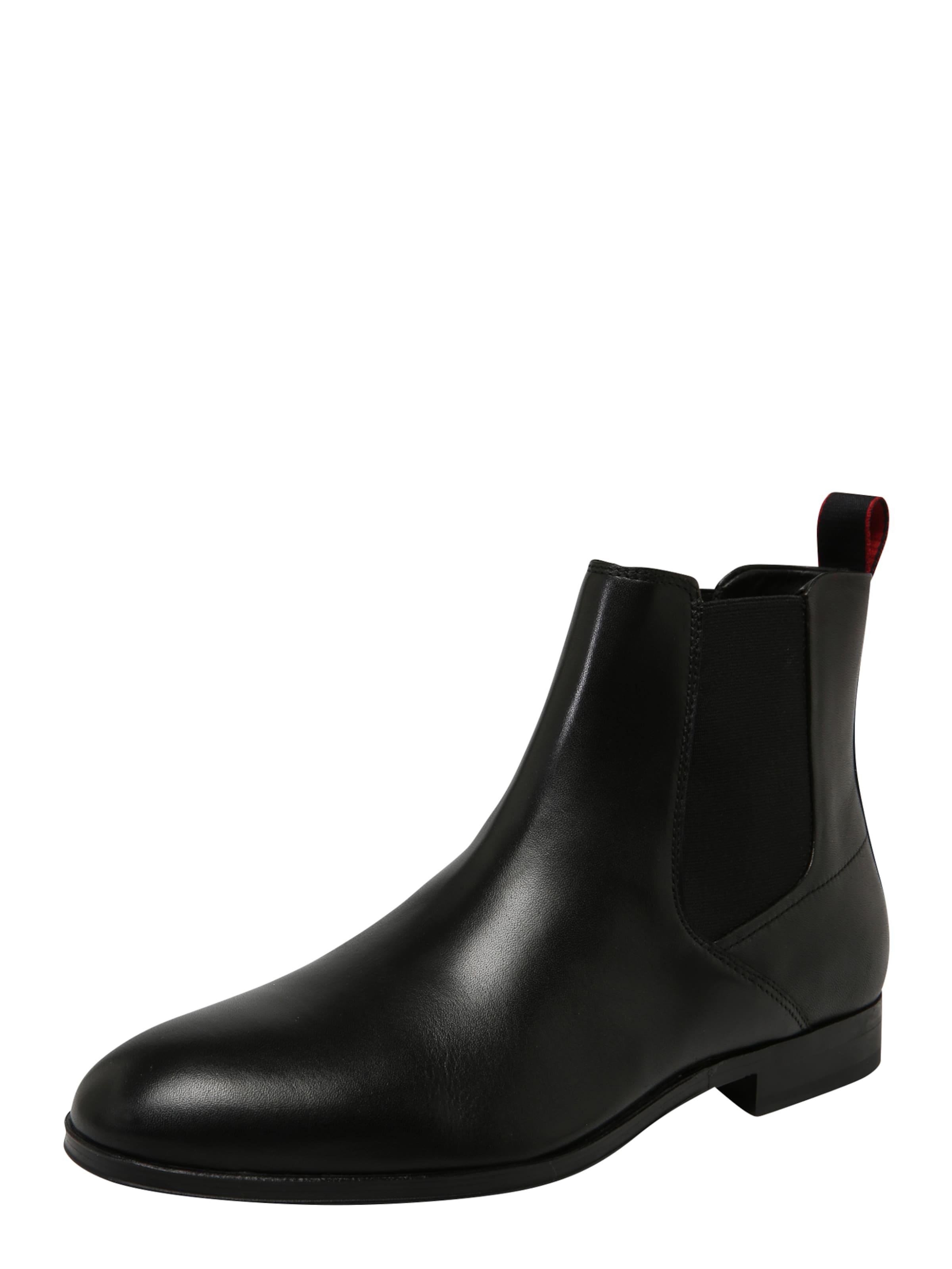 'boheme Boots Noir Chelsea En Cheb' Hugo iXTOPkuZ