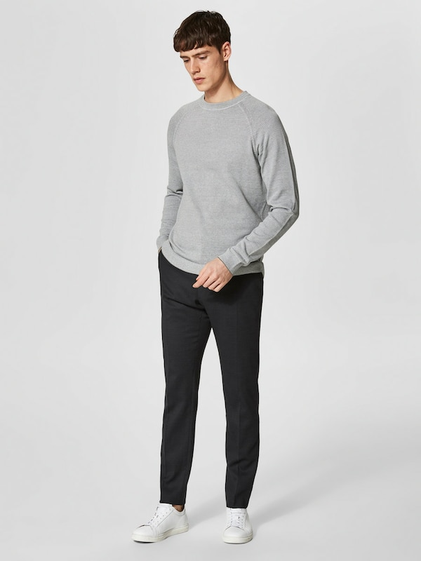 SELECTED HOMME Crew-Neck Strickpullover