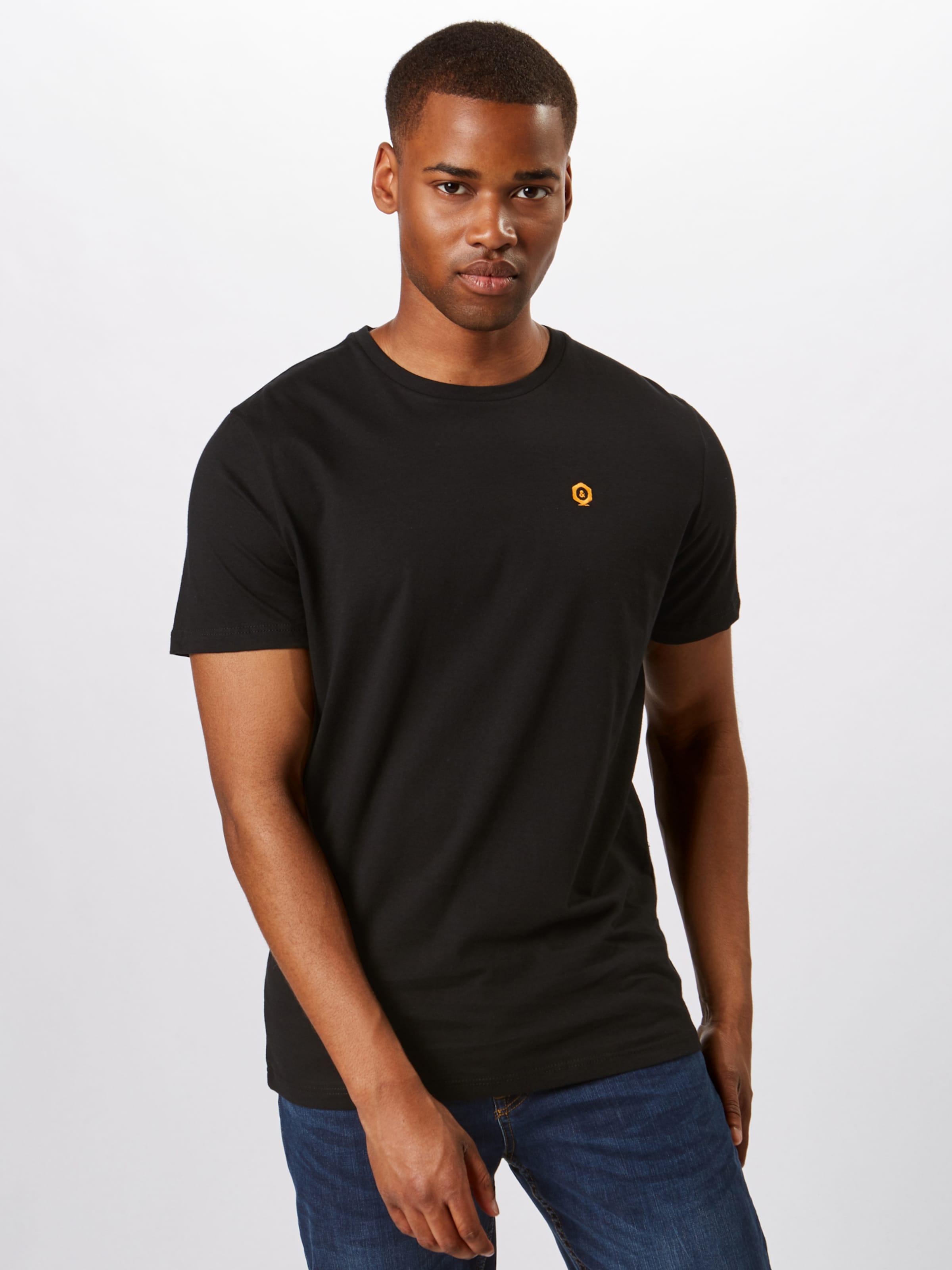 shirt Jackamp; In T 'jcoboston' Jones Schwarz trdxQBshC