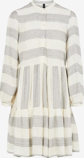 Y.A.S Kleid in beige / grau, Produktansicht