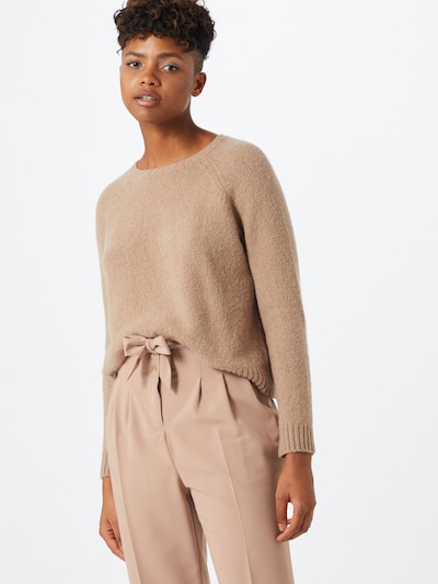 Weekend Max Mara Pullover 'Amici' in camel, Modelansicht