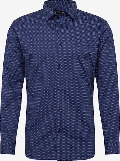 SELECTED HOMME Hemd in indigo, Produktansicht