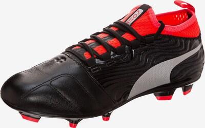 PUMA Fußballschuh 'ONE 18.3 FG' in rot / schwarz, Produktansicht