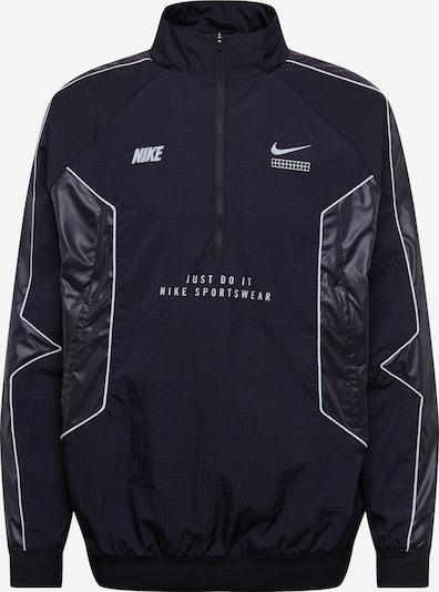 Nike Sportswear Übergangsjacke in schwarz, Produktansicht