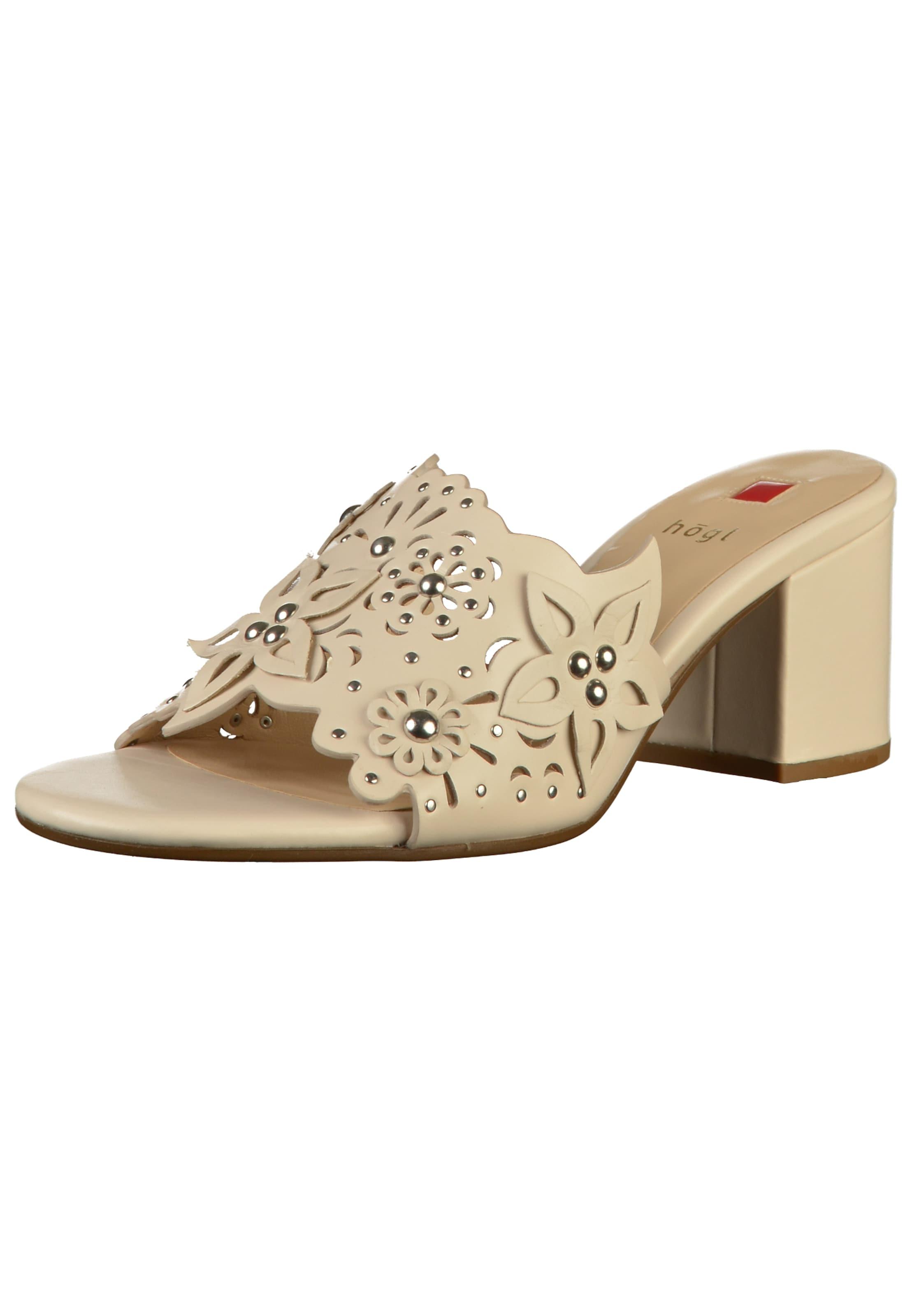 Högl Pantoletten Verschleißfeste billige Schuhe Hohe Qualität