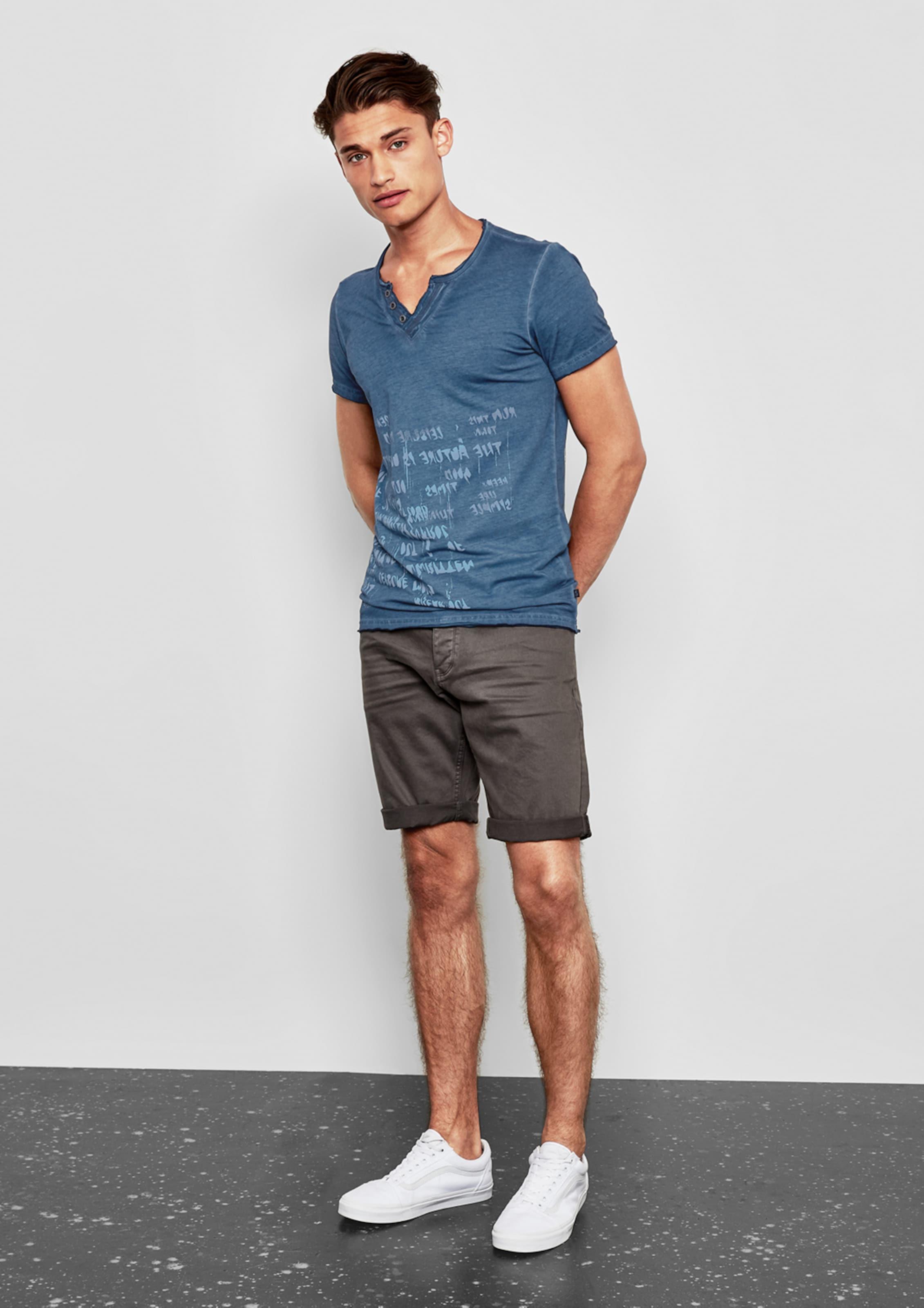 Blaumeliert Designed Q s By In Shirt Y6gv7ybf