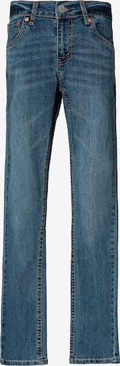 LEVI'S Jeans in blue denim: Frontalansicht