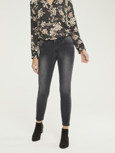 heine Jeans in black denim, Modelansicht