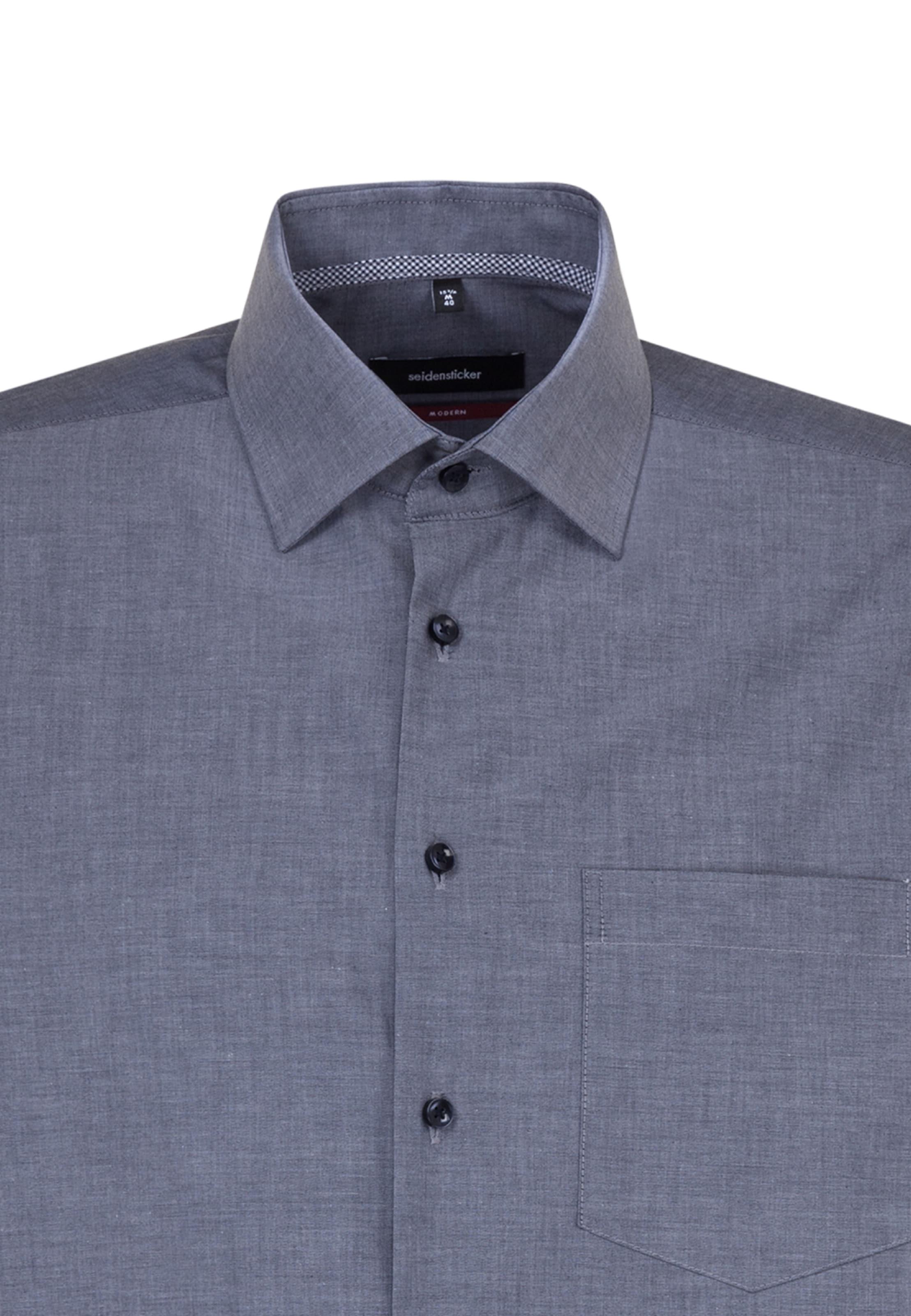 In Blau Blau Seidensticker Seidensticker Hemd In 'modern' 'modern' 'modern' In Seidensticker Hemd Hemd y0vmNw8nO