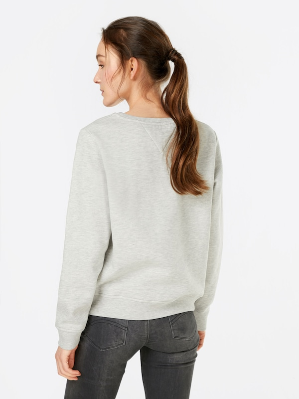 Tommy Jeans Sweatshirt mit Label-Print