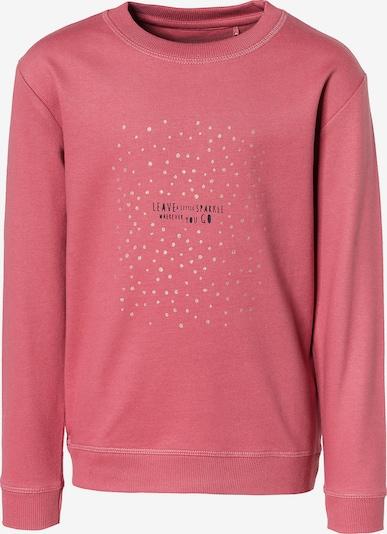 Noppies Sweatshirt in gold / pink / schwarz, Produktansicht