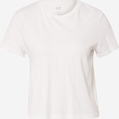 GAP Shirt  'SS SHRUNKEN TEE' in weiß, Produktansicht