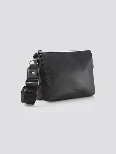 TOM TAILOR DENIM Bags Umhängetasche GIRONA in schwarz, Produktansicht