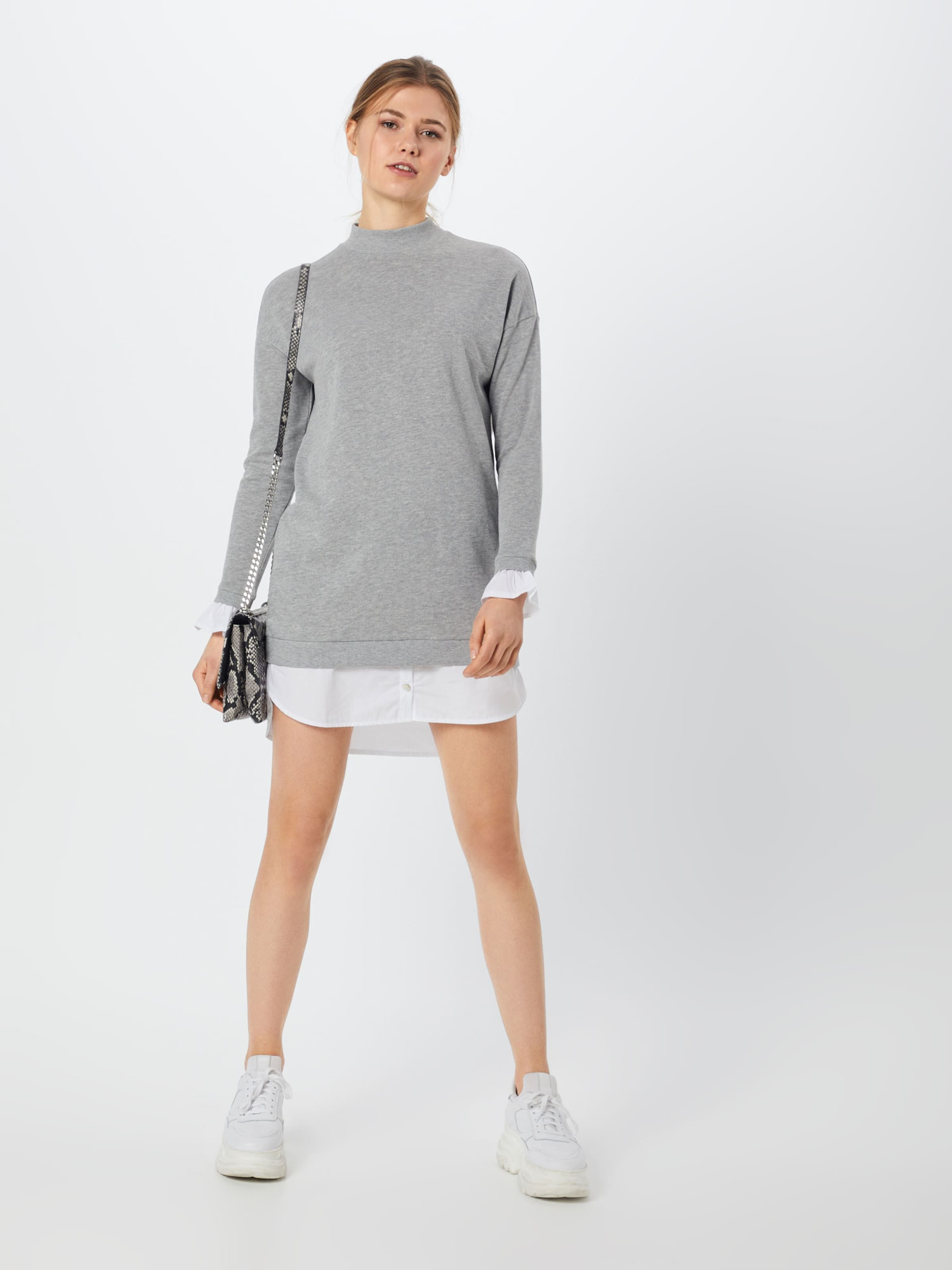 Robe Dresses By GrisBlanc Edc Sweatdress Knitted' 'eos En Esprit POkXwZuTi