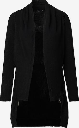 Supermom Cardigan en noir, Vue avec produit