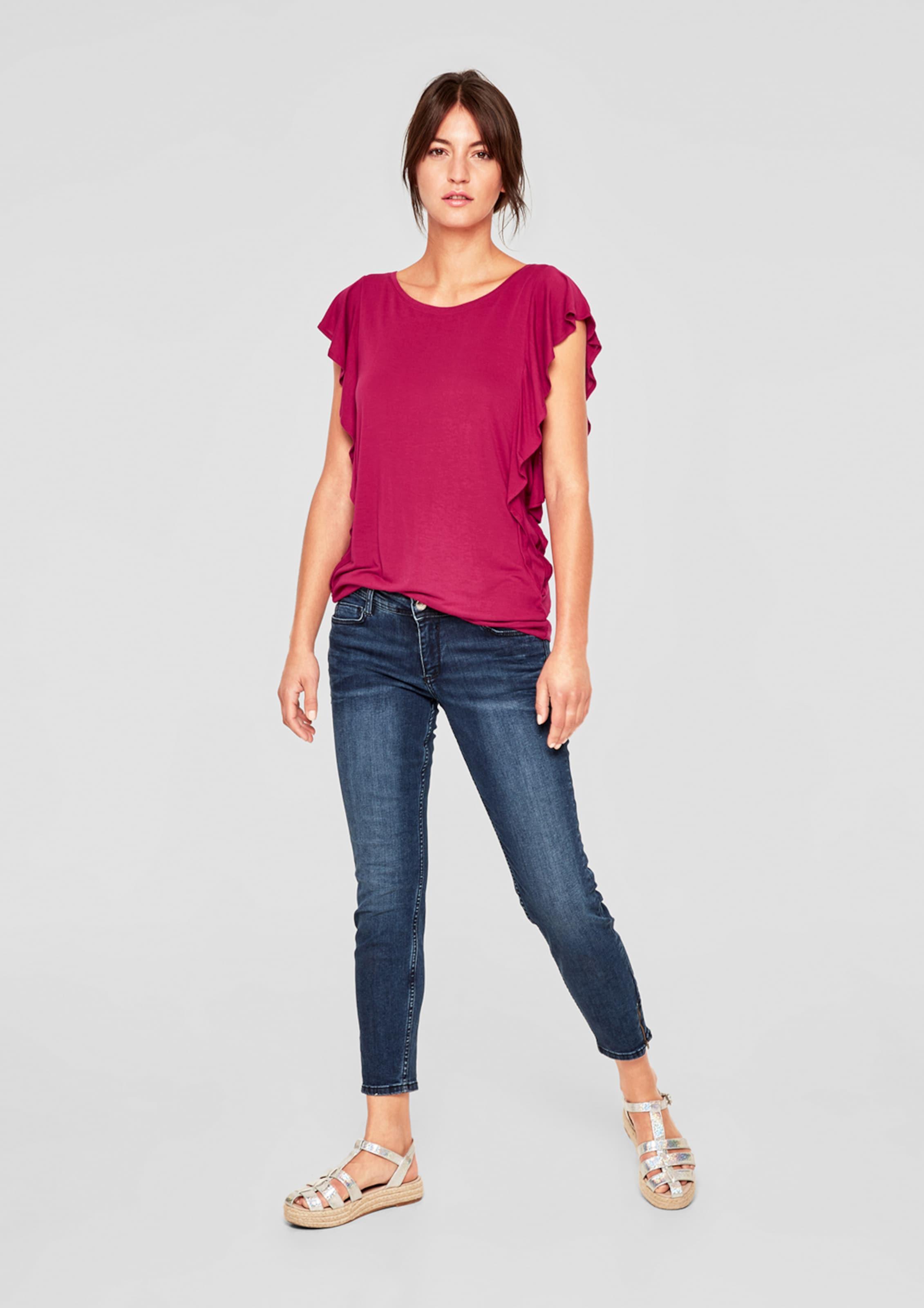 Shirt S oliver S Pink In yN08wPmvnO