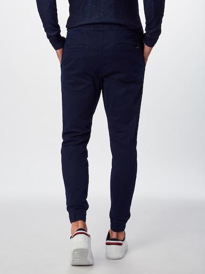 Kelnės iš HOLLISTER , spalva - tamsiai mėlyna: Vaizdas iš galinės pusės