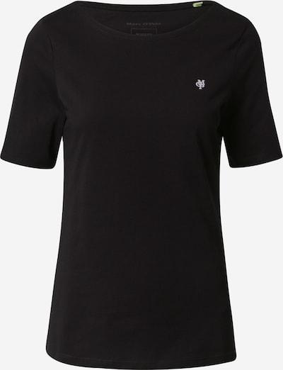 Marškinėliai iš Marc O'Polo , spalva - juoda, Prekių apžvalga