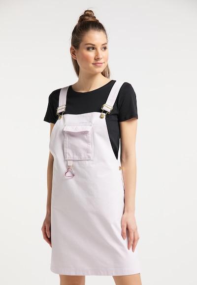 MYMO Jupe-salopette en rose pastel, Vue avec modèle