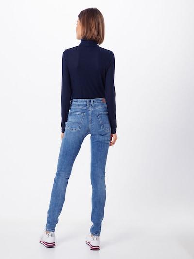 Džinsai 'Regent' iš Pepe Jeans , spalva - tamsiai (džinso) mėlyna: Vaizdas iš galinės pusės