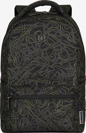 WENGER Rucksack in grau / dunkelgrau / schwarz, Produktansicht