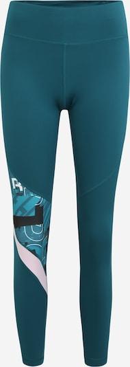 REEBOK Pantalon de sport en pétrole / mélange de couleurs, Vue avec produit