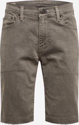 LEVI'S Shorts '511SLIMCUTOFFSHORT' in grey denim, Produktansicht