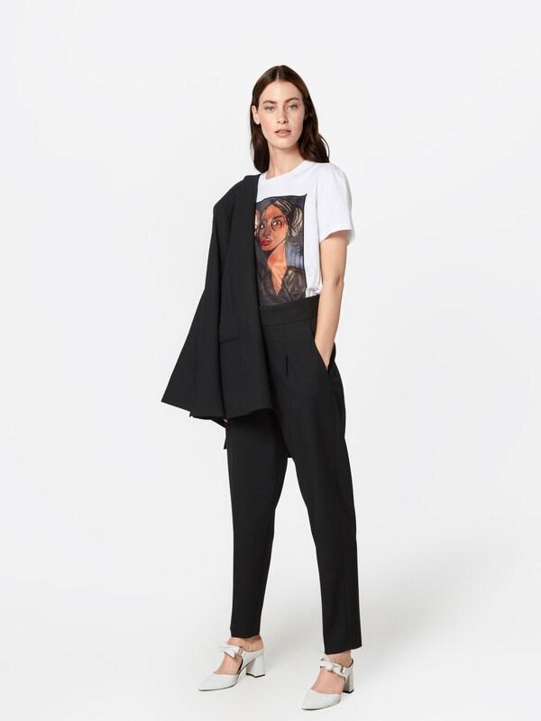 Postyr Pince Noir À 'posagara' En Pantalon w8mn0vN