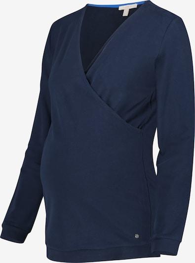 Esprit Maternity Sweatshirt in de kleur Blauw, Productweergave
